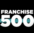 The Franchise 500 Logo