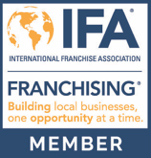 International Franchise Association Logo - Franchising - Building local businesses, one opportunity at a time - Member